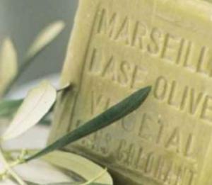 Soluzioni con sapone di marsiglia