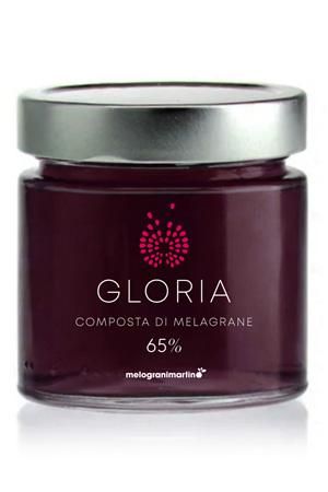 """Confettura di Melagrane """"Gloria"""" - 65% Melograno"""